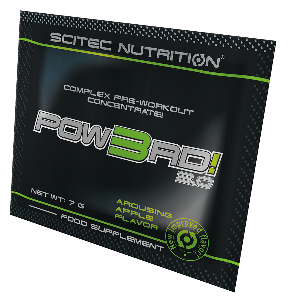 Scitec Nutrition Pow3rd! 2.0 7 gr.