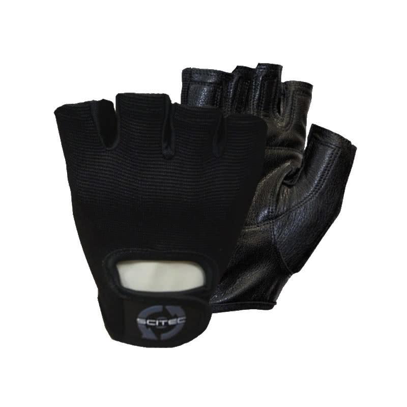 Scitec Nutrition Handschuhe Basic Schwarz paar