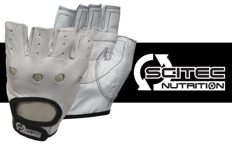 Scitec Nutrition Traininghandschuhe White Style paar