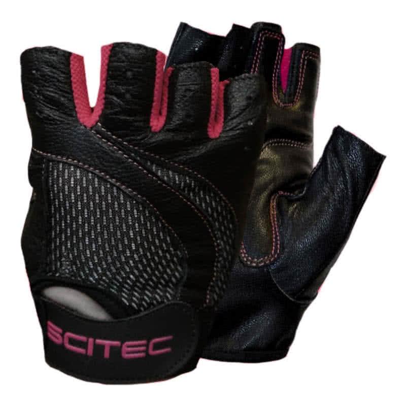 Scitec Nutrition Pink Style Handschuhe paar