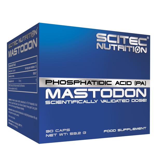 Scitec Nutrition Mastodon 90 kap.