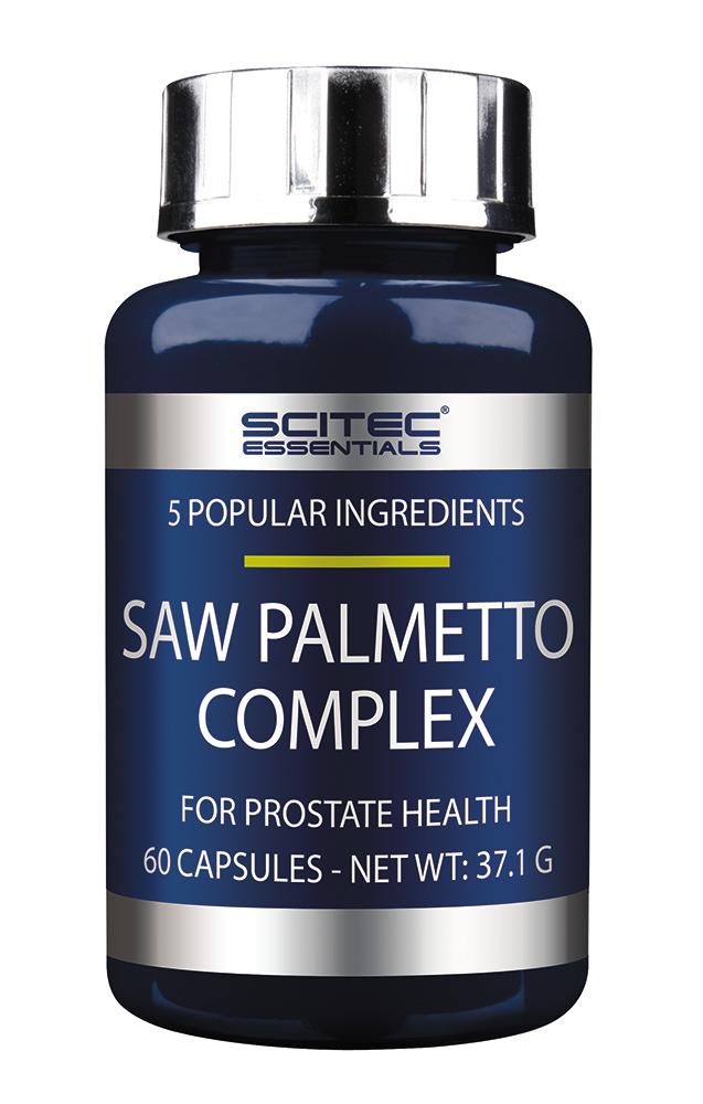 Scitec Nutrition Saw Palmetto Complex 60 kap.