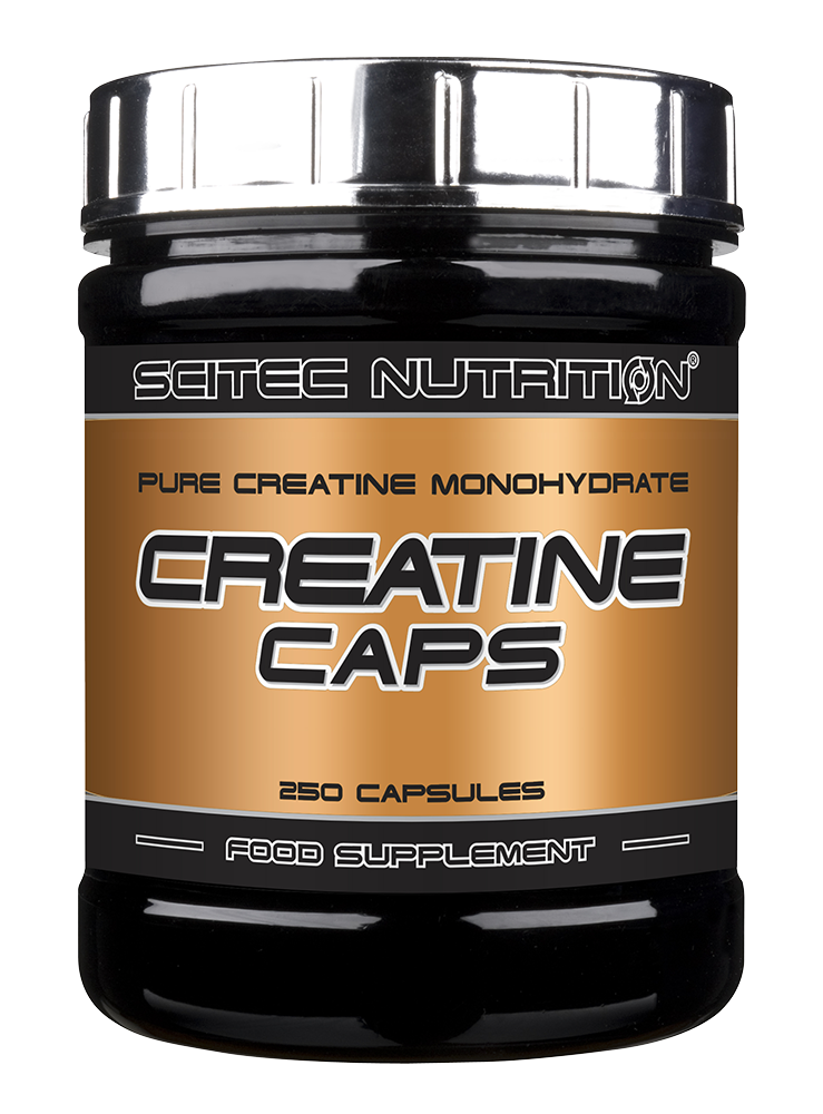 Scitec Nutrition Creatine Caps 250 kap.