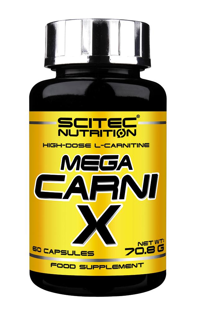 Scitec Nutrition Mega Carni-X 60 kap.