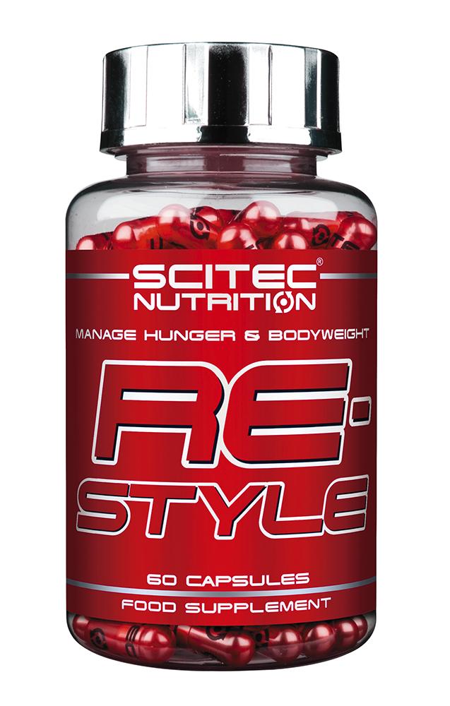 Scitec Nutrition Re-Style 60 kap.