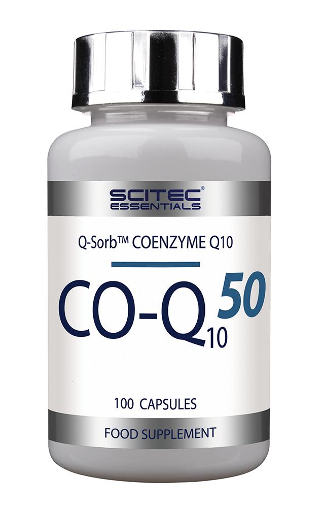 Scitec Nutrition Co-Q10 (50 mg) 100 kap.
