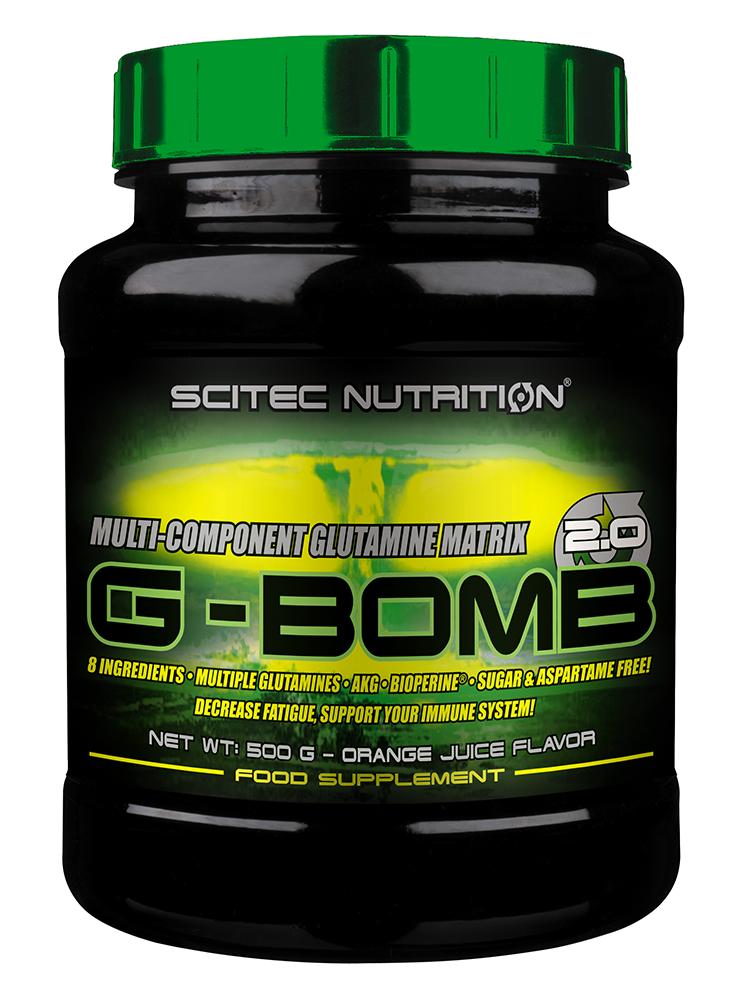 Scitec Nutrition G-Bomb 2.0 500 gr.