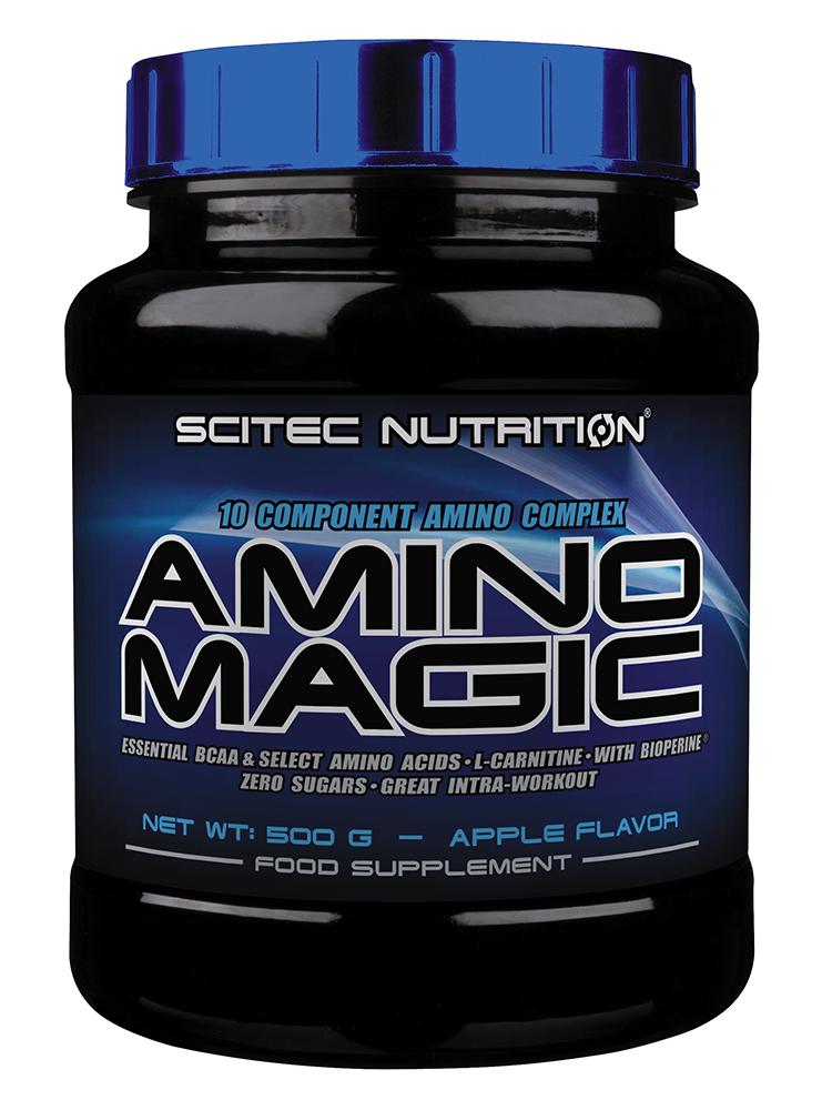 Scitec Nutrition Amino Magic 500 gr.