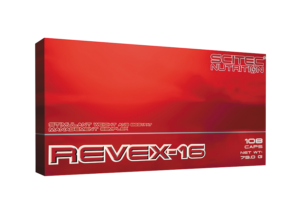 Scitec Nutrition Revex-16 108 kap.