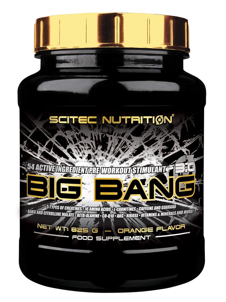 Scitec Nutrition Big Bang 3.0 825 gr.