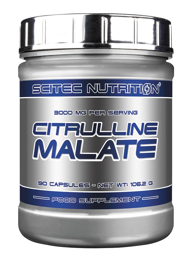 Scitec Nutrition Citrulline Malate 90 kap.