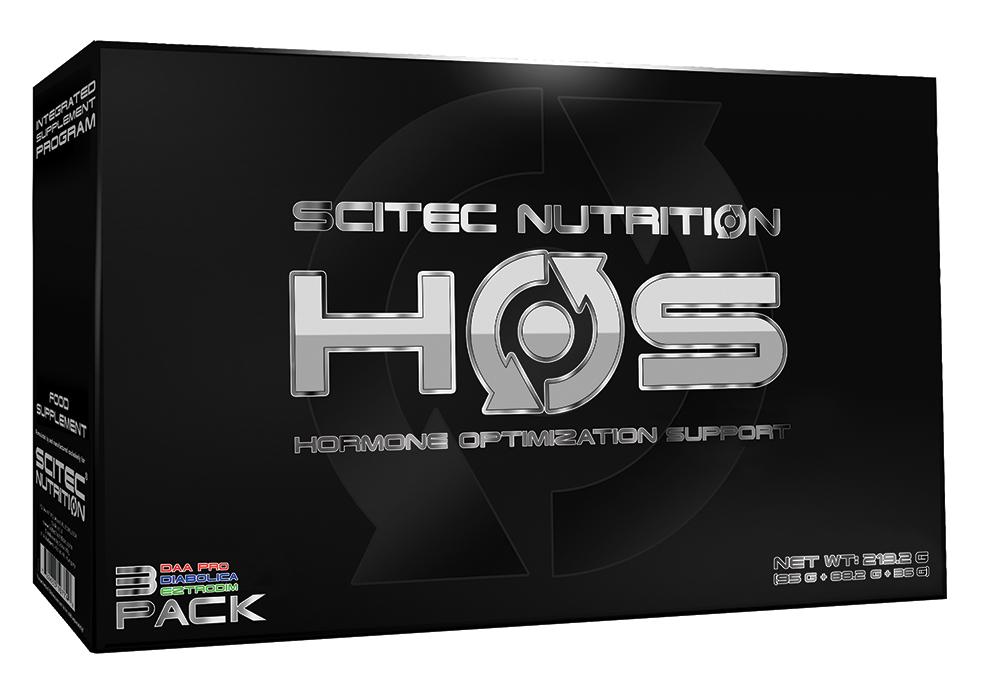 Scitec Nutrition HOS: Hormon optimierendes System 250 kap.